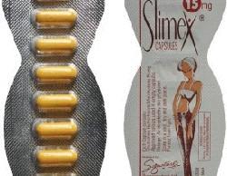 sibutramine (slimex)